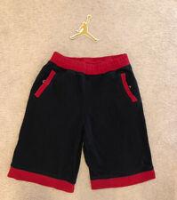 Boys Nike Air Jordan Shorts Size L Black/ Red