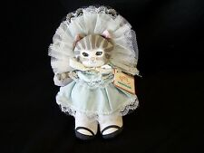 1988 Applause Dolly Cat with Original Store Tag!