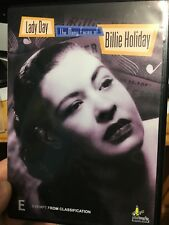 Lady Day The Many Faces Of Billie Holiday region 4 DVD (music documentary)