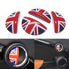 Tiradores de puertas interior para MINI ONE COOPER COUNTRYMAN R60 Union Jack