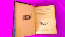 ALBUM POETICO, ILUSTRACION IBERICA 1884