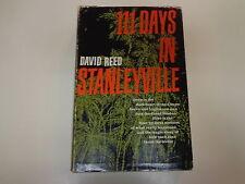 111 Days in Stanleyville by David Reed HBDJ 1966 Simbas Rebellion Terrorist