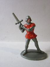 1/32 HOMME D'ARME  ACEDO EPEE A 2 MAINS  MOYEN AGE COFALU CLAIRET NON STARLUX