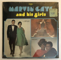 Marvin Gaye and His Girls - Factory SEALED US 1st Press Tamla TS 293 Mary Wells