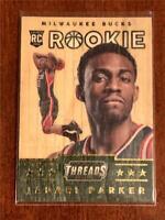 2014-15 Panini Threads Basketball WOOD ROOKIE - Jabari Parker RC - BUCKS