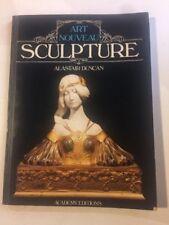 Libro Art Nouveau  Sculpture Alastair Duncan