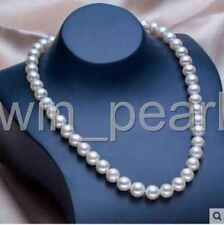 80%OFF 7-8mm 16/18inch AAA+ Akoya Natural White Pearl Necklace 14k