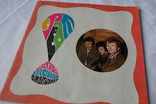 CREAM Original 1968__SUPER RARE PROGRAM__ERIC CLAPTON, Jack Bruce & Ginger Baker
