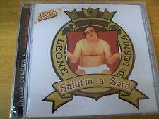 LEONE DI LERNIA SALUT'M A SORD  CD SIGILLATO