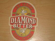 LARGE IND COOPE / DIAMOND BITTER/ BURTON-ON-TRENT BEERMAT