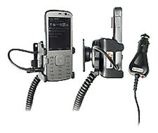 Brodit Holder with Swivel & Car Charger for Nokia N79