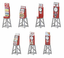 FALLER Funfair Slot Machines Model Kit (7) IV HO Gauge 180946