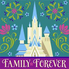 Disney Frozen Anna Elsa Paper Napkins Serviettes (Pack of 16)