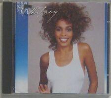 CD  Whitney Houston Whiney