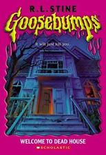 Welcome to Dead House (Goosebumps Series)