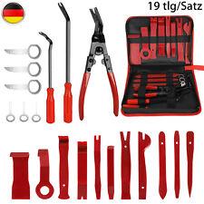 19*Auto Demontage Innen Verkleidung Entferner Clipheber Zange Reparatur Werkzeug