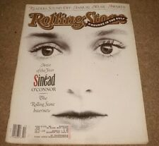 Rolling Stone Magazine March 1991 - Sinead O'Connor
