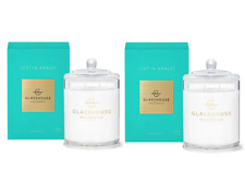 25%OFF Glasshouse Lost In Amalfi Sea Mist 380gx2 Triple Scented Soy Candle