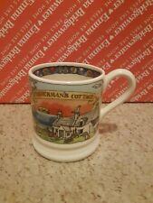 New Discontinued Emma Bridgewater 1st Dream Home Fisherman Cottage Half Pint Mug
