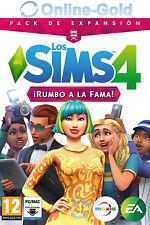 Los Sims 4 ¡Rumbo a la Fama! - EA Origin Descargar clave - PC/MAC Expansión - ES