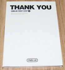 CNBLUE First Step+1 THANK YOU K-POP CD SEALED