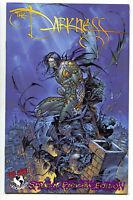 Darkness 1 Image 1996 VF Special Preview Edition Garth Ennis Marc Silvestri
