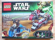 New Lego Star Wars BARC SPEEDER WITH SIDECAR 75012 Factory Sealed