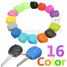 Silicone 2 Button Remote Key Case Fob Protect Cover For Suzuki SX4 Swift Vitara