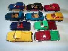 OFF-ROAD VEHICLES MODEL CARS VARIATIONS SET 1:87 H0 - KINDER SURPRISE MINIATURES