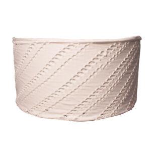 Mia Soft Cloth Headband, Eyelet Material w/ Tie, Hair Accessory, Headwrap