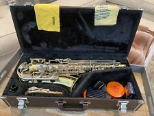 Yamaha Japan YAS-23 Standard Alto Saxophone w Extras.See Details! Free Shipping!