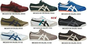 Chaussures Asics Onitsuka tiger mexico 66 D4J2L D2J4L DL408 TH2J4L TH4J2L Homme