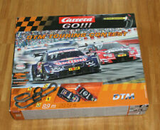 Carrera Go DTM Touring Contest, 8,9m lang, 2 Cars, high speed