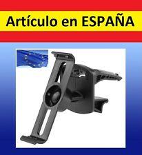 SOPORTE REJILLA AIRE coche GPS Garmin Nuvi 1450 1450T 1455 1490 1490T 1495 adapt