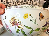 ⭐️A set of 3 Wildflower Meadow Serving Bowls by Marjolein Bastin NEW⭐️