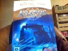 Jeu PC-DVD ROM- The secrets of Atlantis- l heritage sacre