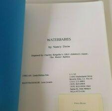 Waterbabies By Nancy Drew Movie Screenplay Charles Kingsley Fred Roos