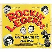 Various Artists - Rockin' Legends Pay Tribute To Jack White (2013)