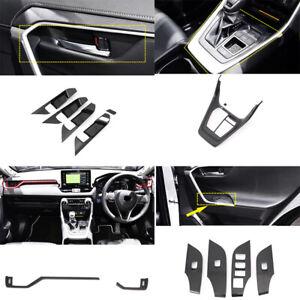 Fit for Toyota RAV4 2019-2021 Car Interior Accessories Decoration Cover Trim