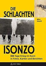 Die Schlachten am Isonzo (Miro Simcic)