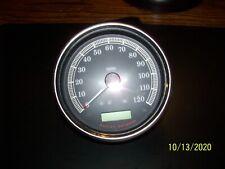 Bikers Choice Electronic Speedometer Speedo Harley Softail Wide Glide FLHR 99-03