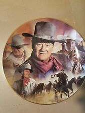 The Dukes Centennial John Wayne Hero For A Century Plate #076