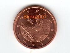 2 CENT Euro ANDORRA 2014 fdc
