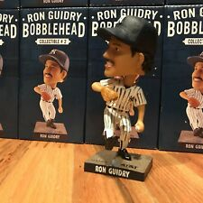 Ron Guidry SGA 6/14/2018 New York Yankees Bobblehead Louisiana Lightning Gator