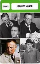 FICHE CINEMA :  JACQUES MONOD -  France (Biographie/Filmographie)