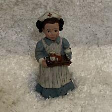 Sarah's attic Nurse Katie Figurine #2036 Of #3000 Vintage 1993 Limited Edition