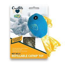 COSMIC CATNIP CAT KITTEN TOYS BANANA CARROT CATNIP REFILLS SPRAY CANDY CANE