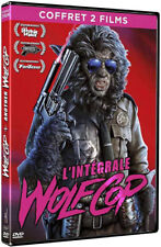WolfCop / Another WolfCop NEW PAL Cult DVD Lowell Dean Leo Fafard