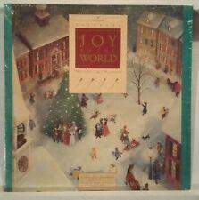 Hallmark Joy to the World sealed music of Christmas vinyl lp 1988