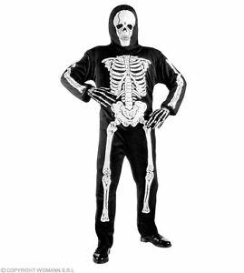KINDER SENSENMANN KOSTÜM # Halloween Karneval Junge Reaper Geist Skelett Party
